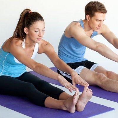 Online Group Classes Yoga & Core