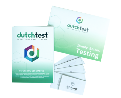 DUTCH Complete Dried Urine Functional Medicine Test kit