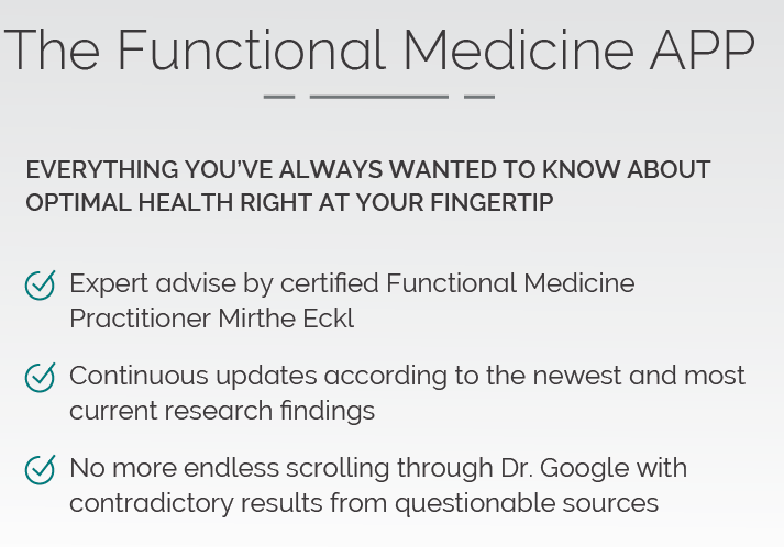 The Functional Medicine App