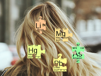 Hair toxic metals and mineral analysis to do at home