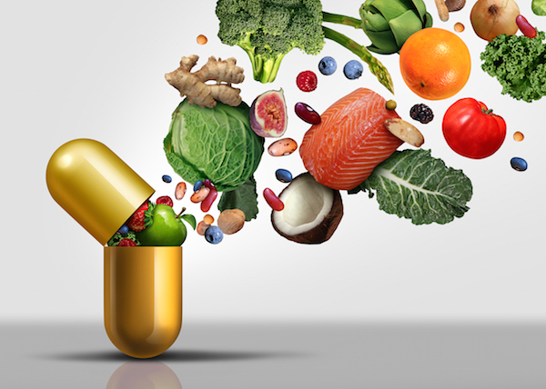 Real food supplements to support healthy functioning and to upgrade your health